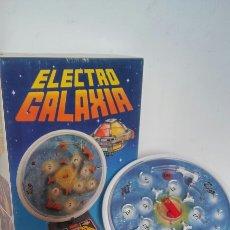 Juegos antiguos: JUEGO ELECTRO GALAXIA A PILAS.CONGOST 1981.SIN USO,EN CAJA.NO FUNCIONA.. Lote 194919377