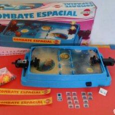 Juegos antiguos: COMBATE ESPACIAL.BREKAR 70S.NUEVO EN CAJA.. Lote 194920493
