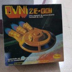 Juegos antiguos: ANTIGUA NAVE ESPACIAL DE MADEL OVNI ZE 001. Lote 195070076