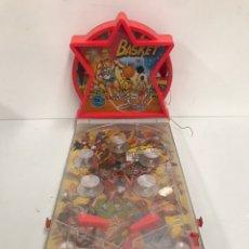 Juegos antiguos: ANTIGUO PIN BALL BASKET (PARA RESTAURAR). Lote 195114210