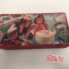 Juegos antiguos: ANTIGUO JUGUETE PARA DECORAR PASTELES AÑOS 70. Lote 195116162