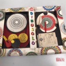 Juegos antiguos: DIBUSOLO. Lote 195116435