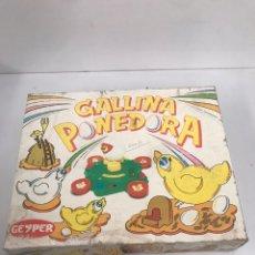 Juegos antiguos: GALLINA PONEDORA. Lote 195116527