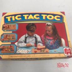 Juegos antiguos: TIC TAC TOC. Lote 195116845