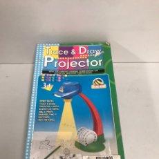 Juegos antiguos: TRACE & DRAW PROJECTOR. Lote 195119166