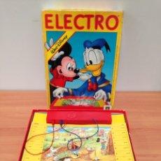 Juegos antiguos: ELECTRO. Lote 195126288
