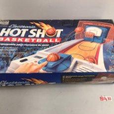 Juegos antiguos: ELECTRONIC - HOTSHOT BASKETBALL. Lote 195128280