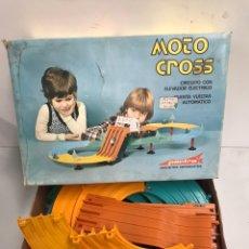 Juegos antiguos: MOTO CROSS. Lote 195133133