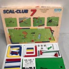 Juegos antiguos: SCAL - CLUB 7. Lote 195133220