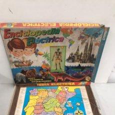 Juegos antiguos: ENCICLOPEDIA ELÉCTRICA. Lote 195133553