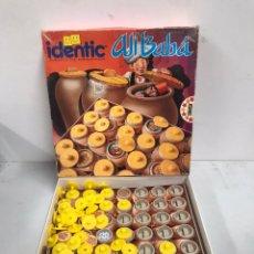 Juegos antiguos: IDENTIC - ALI BABA. Lote 195133766