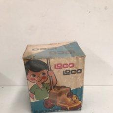 Juegos antiguos: LOCO LOCO ARRASTRE INFANTIL. Lote 195318793