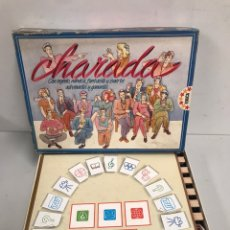 Juegos antiguos: CHARADAS. Lote 195323155