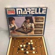 Juegos antiguos: JUEGOS GEYPER MARELLE. Lote 195323297