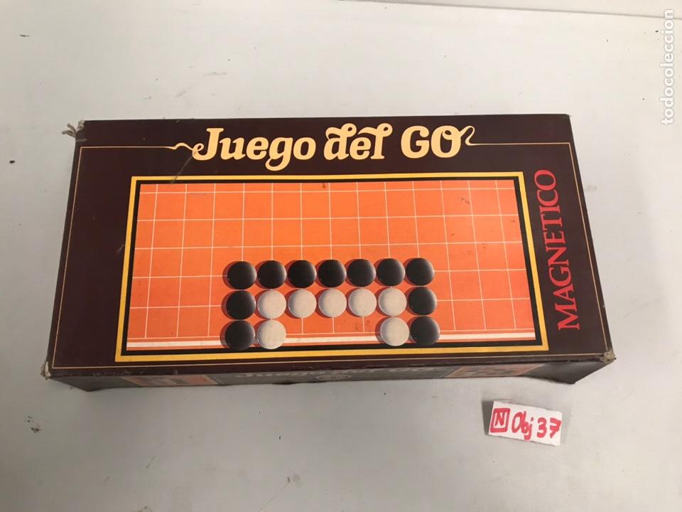 JUEGO DEL GO - MAGNÉTICO (Juguetes - Juegos - Otros)