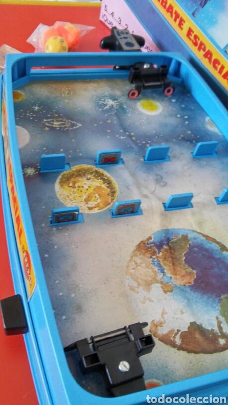 Juegos antiguos: COMBATE ESPACIAL.BREKAR 70S.NUEVO EN CAJA. - Foto 3 - 195358306