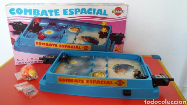 COMBATE ESPACIAL.BREKAR 70S.NUEVO EN CAJA. (Juguetes - Juegos - Otros)