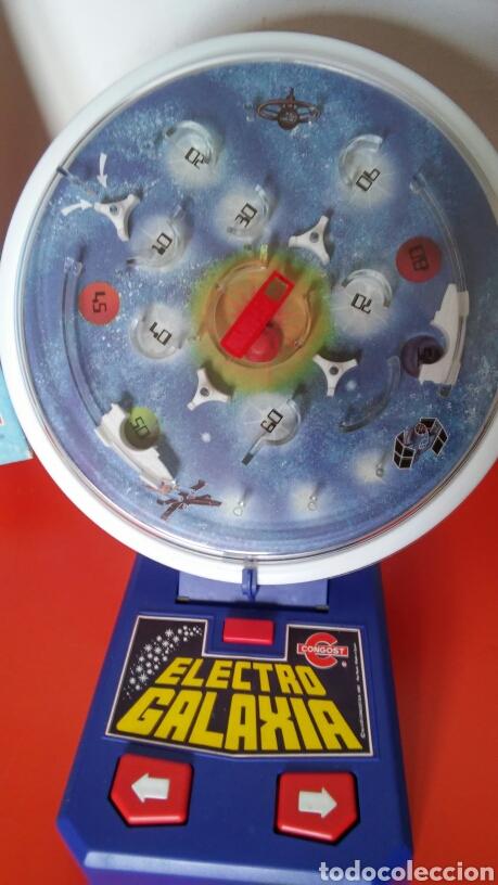 Juegos antiguos: JUEGO ELECTRO GALAXIA A PILAS.CONGOST 1981.SIN USO,EN CAJA.NO FUNCIONA. - Foto 2 - 195358465