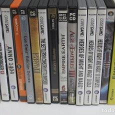 Juegos antiguos: JUEGOS PARA PC. Lote 195399301