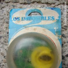 Juegos antiguos: JUEGO TAZA CON PLATO DE LOS IMPOSIBLES DE CONGOST. Lote 195467168