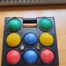Juegos antiguos: JUEGO DE PETANCA. Lote 195473653