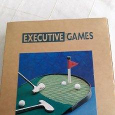 Juegos antiguos: EXECUTIVE GAMES CAYRO JUEGOS SIN ESTRENAR. Lote 195713757