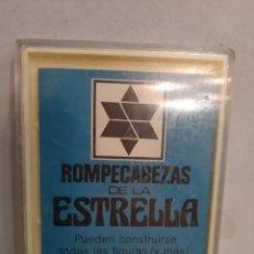 Juegos antiguos: ROMPECABEZAS VILPA BITOPLASTIC DE LA ESTRELLA. Lote 195738673
