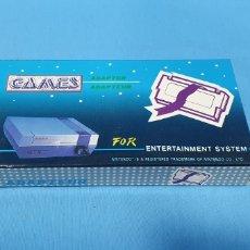 Juegos antiguos: ADAPTADOR DE CONSOLA, GAMES DE NASA, EN SU CAJA. Lote 196737612