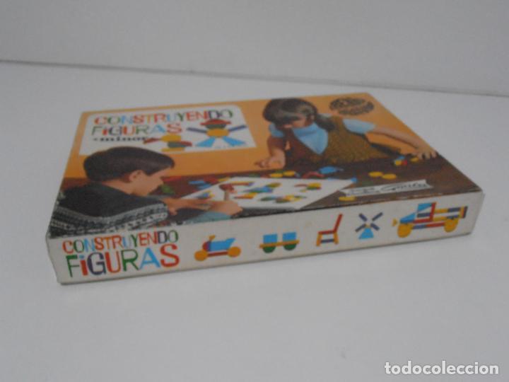 Juegos antiguos: JUEGO EDUCATIVO, CONSTRUYENDO FIGURAS, APRENDER JUGANDO GOULA, AÑOS 70 - Foto 5 - 197521591