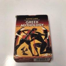 Juegos antiguos: GREEK MYTHOLOGY. Lote 199962742
