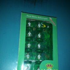 Juegos antiguos: JUEGO TOTAL SOCCER REAL BETIS BALOMPIÉ. Lote 201133218