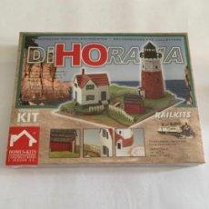 Juegos antiguos: DOMUS-KITS. HO. REF 40213 DIORAMA 4. Lote 202574675