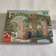 Juegos antiguos: DOMUS-KITS. HO. REF 40252. RIVER. Lote 202577767