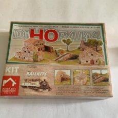 Juegos antiguos: DOMUS-KITS. HO. REF 40204. DIHORAMA 1. Lote 202578675