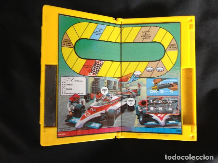 Juegos antiguos: CARRERA DE BOLIDOS. CASSETTE JUEGO MAGNETICO DE CHICOS - Foto 3 - 203114398