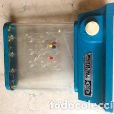Juegos antiguos: JUEGO DE AGUA IDEAL WATERFUL TIC-TAC-TOE. Lote 204598997