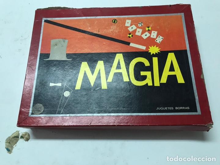 JUEGO MAGIA BORRAS ANTIGUO (Juguetes - Juegos - Otros)