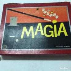 Juegos antiguos: JUEGO MAGIA BORRAS ANTIGUO. Lote 205161072