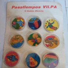 Juegos antiguos: PASATIEMPO VILPA. 12 MODELOS DIFERENTES. MUY BOITOS.. Lote 206877978