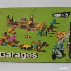 Juegos antiguos: JUEGO GARAGES, CONSTRUCCION, URBIS 5, GOULA, MADERA, MADE IN SPAIN, AÑOS 70. Lote 207139220