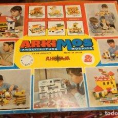 Juegos antiguos: JUEGO ARKIMOS. REF 510/2. Lote 210069157
