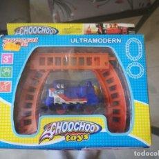 Juegos antiguos: TREN CHOOCHOO TOYS. ULTRAMODERN. Lote 210190818