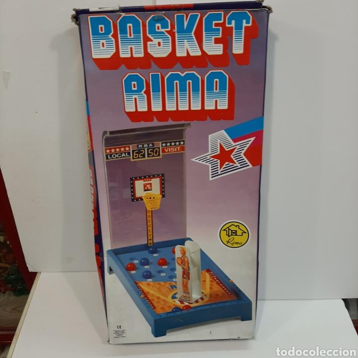 Juegos antiguos: BASKET RIMA - Foto 2 - 211823505