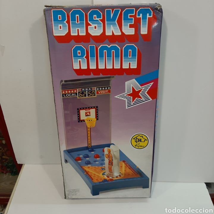 BASKET RIMA (Juguetes - Juegos - Otros)