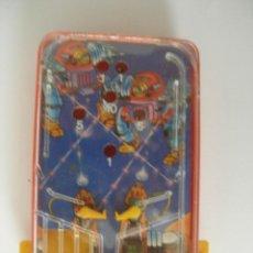 Juegos antiguos: PINBALL DE BOLSILLO MONSTER OBERTOYS AÑOS 80 SIN USO. Lote 214454891