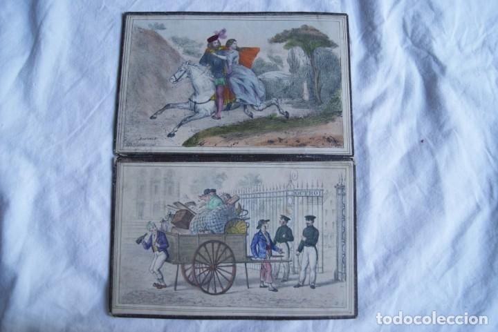 Juegos antiguos: JUEGO DEL CABALLO BLANCO ANTIGUO CON CAJA 2 TIPOS TARJETAS VER FOTOS - Foto 6 - 217119586