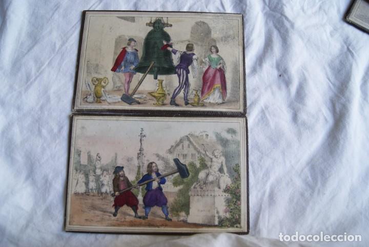 Juegos antiguos: JUEGO DEL CABALLO BLANCO ANTIGUO CON CAJA 2 TIPOS TARJETAS VER FOTOS - Foto 8 - 217119586
