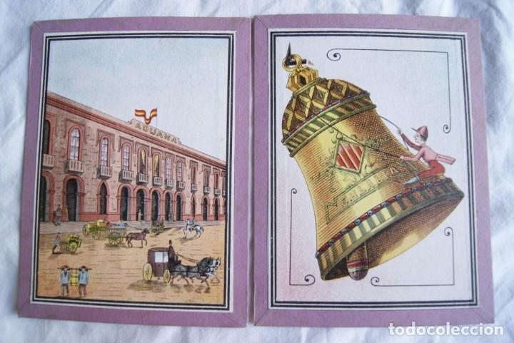 Juegos antiguos: JUEGO DEL CABALLO BLANCO ANTIGUO CON CAJA 2 TIPOS TARJETAS VER FOTOS - Foto 9 - 217119586