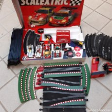 Juegos antiguos: SCALEXTRIC LOTE. Lote 217512053