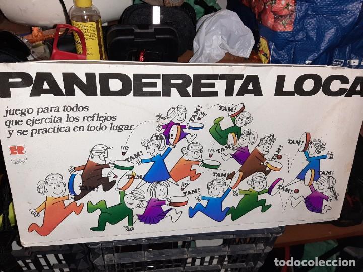 PANDERETA LOCA , NUEVO VINTAGE (Juguetes - Juegos - Otros)